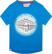Lego Star Wars Jongens T-shirt - blauw - Maat 116