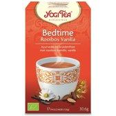 Yogi Tea - Biologische kruidenthee - 6 pakjes Bedtime Rooibos Vanilla
