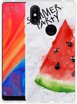 Xiaomi Mi Mix 2S Hoesje Watermeloen Party