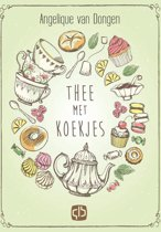 Thee met koekjes - grote letter uitgave