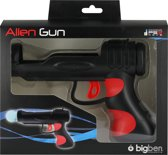 Bigben Playstation Move Gun Zwart PS3