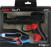 Bigben Playstation Move Gun Zwart PS3