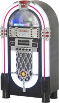 Ricatech RR1000 Full Size Retro LED Jukebox