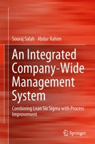 An Integrated Company-Wide Management System