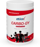 Etixx Performance Carbo-Gy Red Fruits 560G