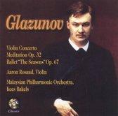 Glazunov:Violinkonz.