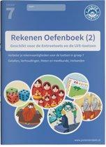 Rekenen Oefenboek 2 groep 7