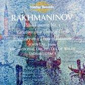 Piano Concerto No. 4 / Paganini &