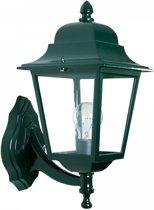 K.S. Verlichting Lantaarn Wandlamp Sorrento staand groen