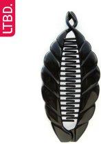 LTBD Banaanklem nylon 13 cm - zwart