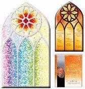 Kirchenfenster-Adventskalender