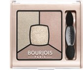 Bourjois Smoky Stories Oogschaduwpalette - 14 Quatuor