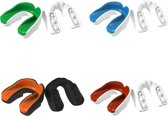 Green Hill Gel Mouth Guard different colors-Rood