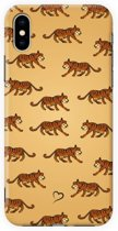 Fashionthings Let's go wild iPhone XR Hoesje / Cover - Eco-friendly -Softcase