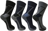 6 paar katoen dikke THERMO sokken