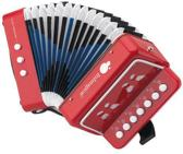 Imaginarium Conservatory Acordeon - Accordeon met Leermethode op Basis van Kleuren