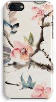 iPhone 7 Volledig Geprint Hoesje - Japanse bloemen