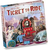 Ticket to Ride Asia - Uitbreiding