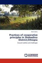 Practices of Cooperative Principles in Shebedino District, Ethiopia