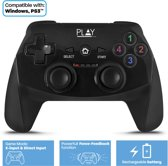 Play PL3331 game controller Gamepad PC,Playstation 3 Zwart