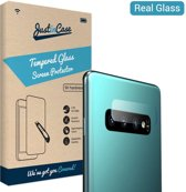 Just in Case Tempered Glass voor de Samsung Galaxy S10 Camera Lens