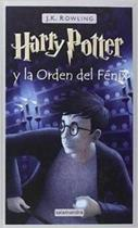 Harry Potter 5 - Harry Potter y la Orden del Fenix