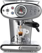 illy Francis Francis X1 Anniversary - Iperespresso Machine - Chroom