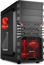 AMD Ryzen 5 2400G Budget Game Computer / Gaming PC LSE2400 - RX Vega 11 - 16GB DDR4 3000 RAM + 1TB HDD - Windows 10