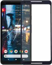 Let op type!! Front Screen Outer Glass Lens for Google Pixel 2 XL(Black)