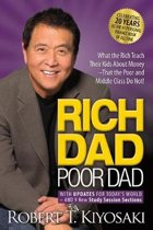 Boek cover Rich Dad Poor Dad van Robert Kiyosaki (Paperback)