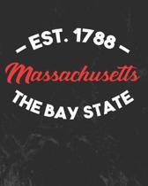 Massachusetts The Bay State