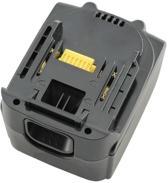 Huismerk Boormachine Accu compatible met Makita BL1430