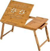 laptophouder laptoptafel laptop table voor op bed 401653