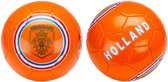 Avento Voetbal Glossy - Euro Triumph - Oranje/Rood/Wit/Blauw - 5