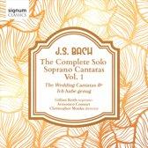 The Solo Soprano Cantatas, Vol. 1 - The Wedding