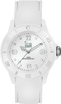 Ice-Watch IW014581 - Horloge - Siliconen - Wit - Ø 43 mm