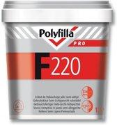 Polyfilla Pro F220 lichtgewicht vulmiddel - gebruiksklaar - 1 liter