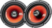 MTX Audio TR65C autospeaker - 16,5cm - 2 weg - 260 Watt