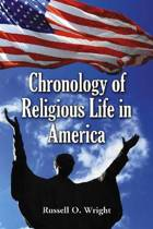 Chronology of Religious Life in America