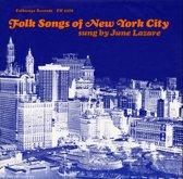 Folk Songs of New York City