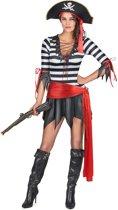 Verkleedpak piraat voor dames - Volwassenen kostuums