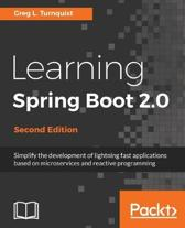 Learning Spring Boot 2.0 -