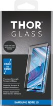 THOR Full Screenprotector + Apply Frame voor de Samsung Galaxy Note 10 - Zwart