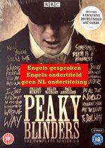 Peaky Blinders - Series 1 - 5 [DVD]