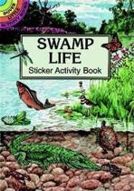 Swamp Life Sticker Activity Book
