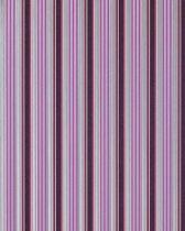 Strepen behang hoogwaardig vinylbehang EDEM 825-29 paars zilver-grijs wit | 70 cm