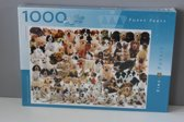 Puzzel - Puppy Party - King - 1000 stukjes