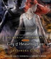 The Mortal Instuments 6 - City of Heavenly Fire