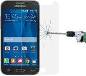 Samsung Galaxy J1 Mini Prime 2016 smartphone tempered glass / glazen screenprotector 2.5D 9H