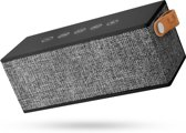Fresh 'n Rebel Rockbox Brick Fabriq - BLACK LIMITED EDITION